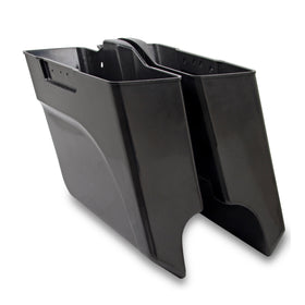 Angled Stretched Saddlebags, ABS