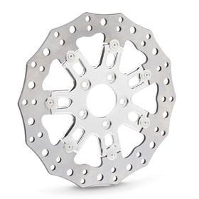 7-Valve Brake Rotors, Chrome