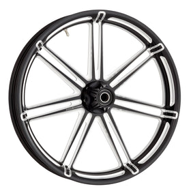7-Valve Forged Wheels, Black