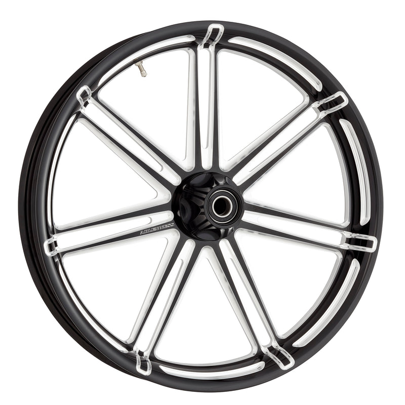 7-Valve Forged Wheels for Indian®, Black