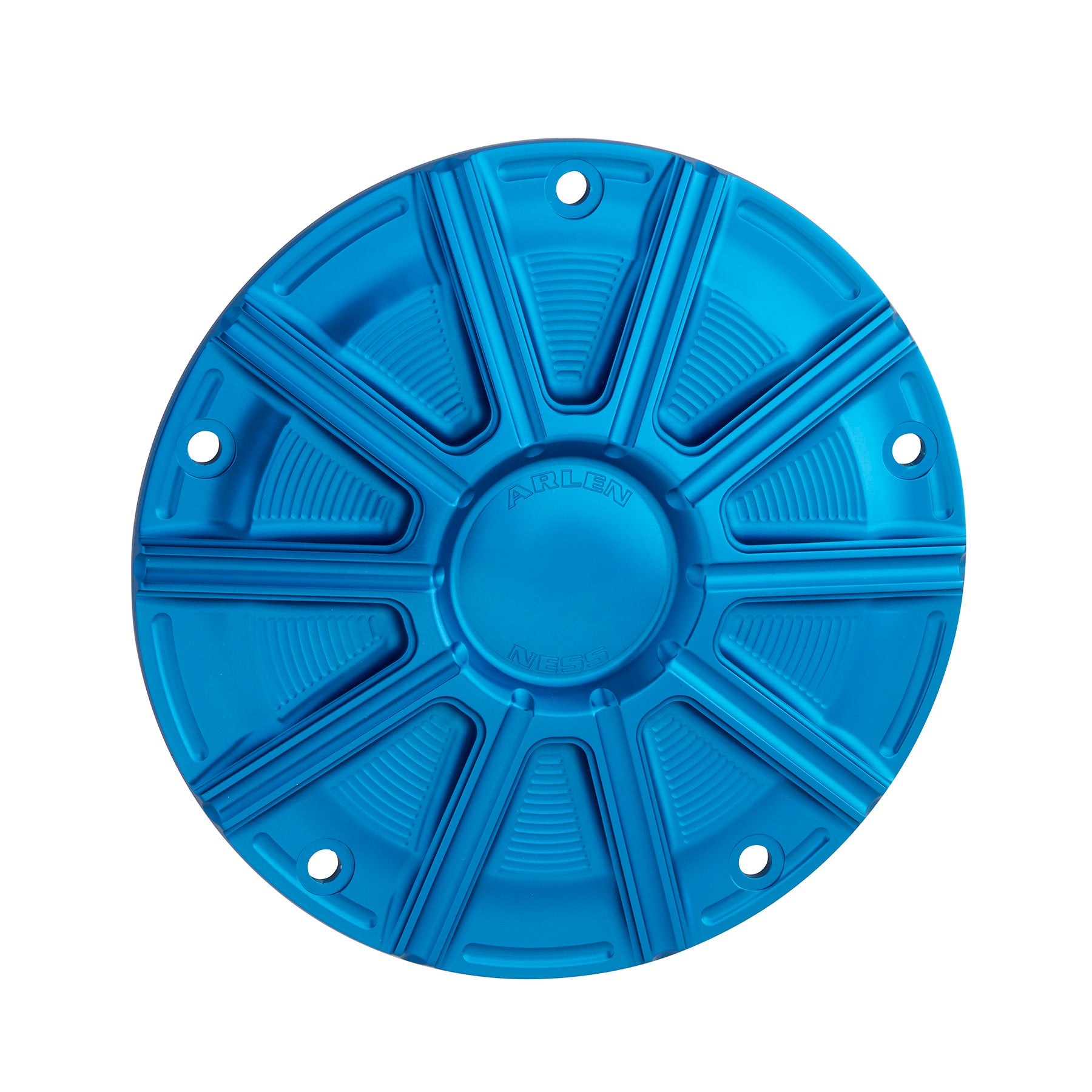 10-Gauge Derby Cover, Blue