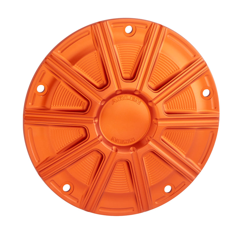 10-Gauge Derby Cover, Orange