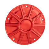 10-Gauge Derby Cover, Red