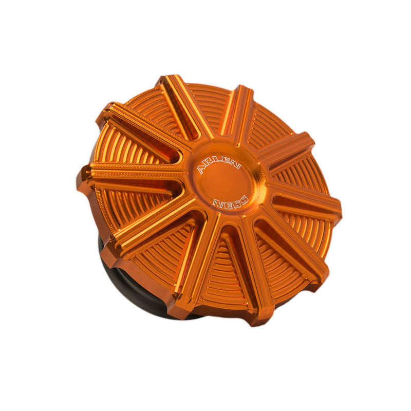 10-Gauge Gas Cap, Orange