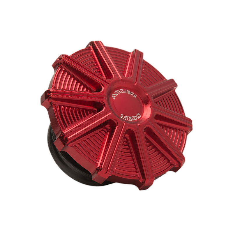 10-Gauge Gas Cap, Red