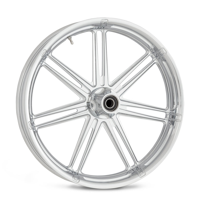 7-Valve Forged Wheels for Indian®, Chrome