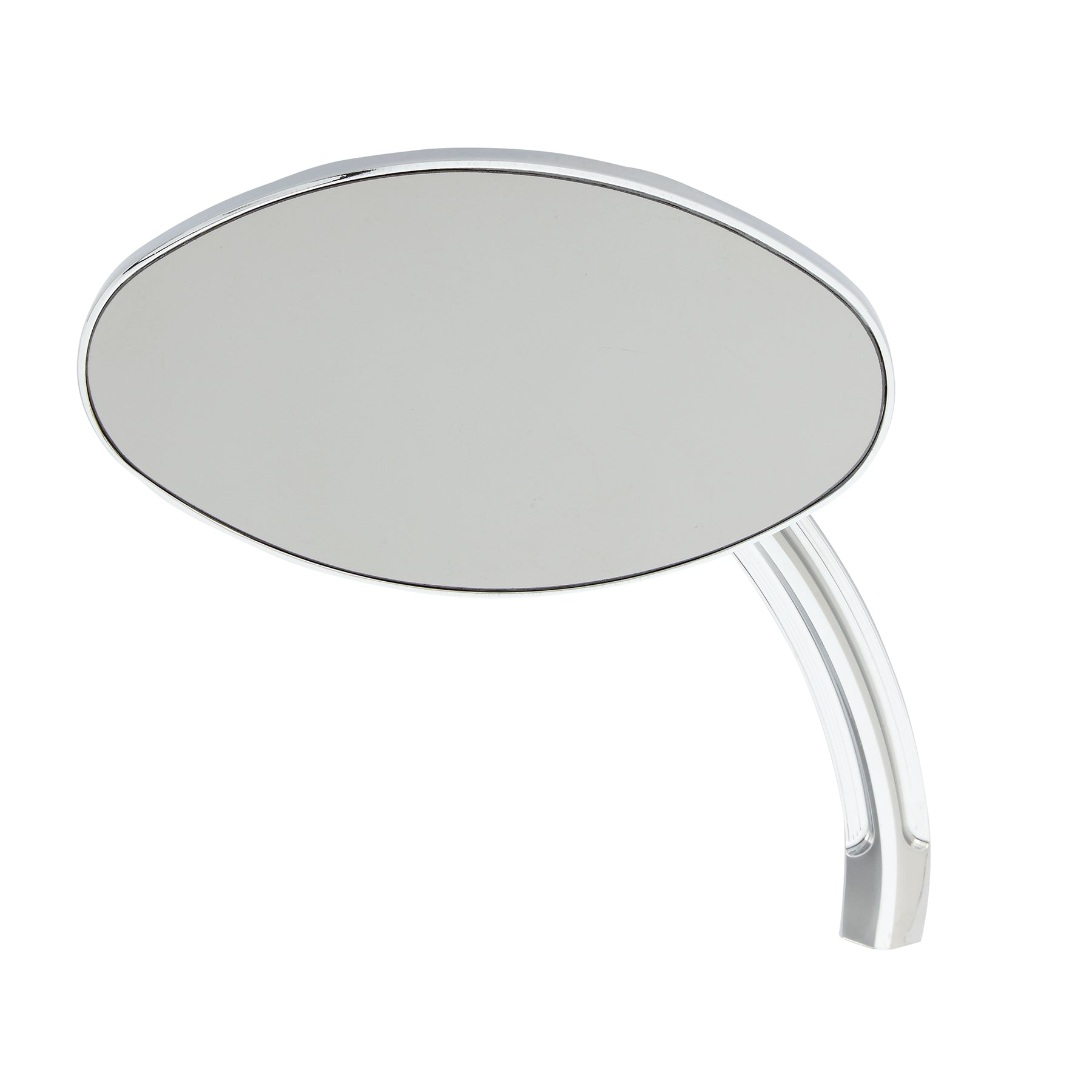 Beveled Forged Mirrors, Chrome