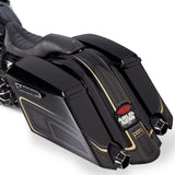 Down-N-Out Stretched Saddlebags, Composite