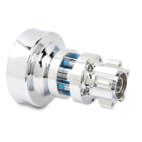 Cartridge Hub Kit for Rear Wheels, Chrome
