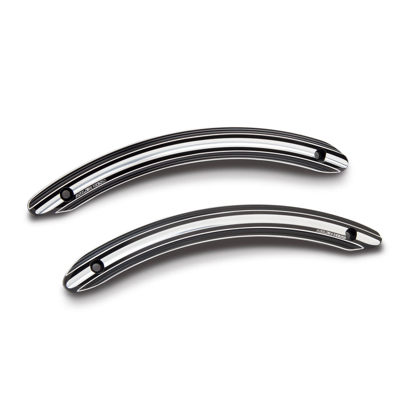 10-Gauge Fender Rails for Scout®, Black