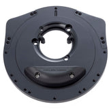 10-Gauge Inverted Series Air Cleaner, All Black