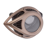 Clear Tear Air Cleaner, Titanium