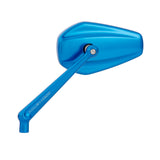 Mini Stocker Forged Mirrors, Blue