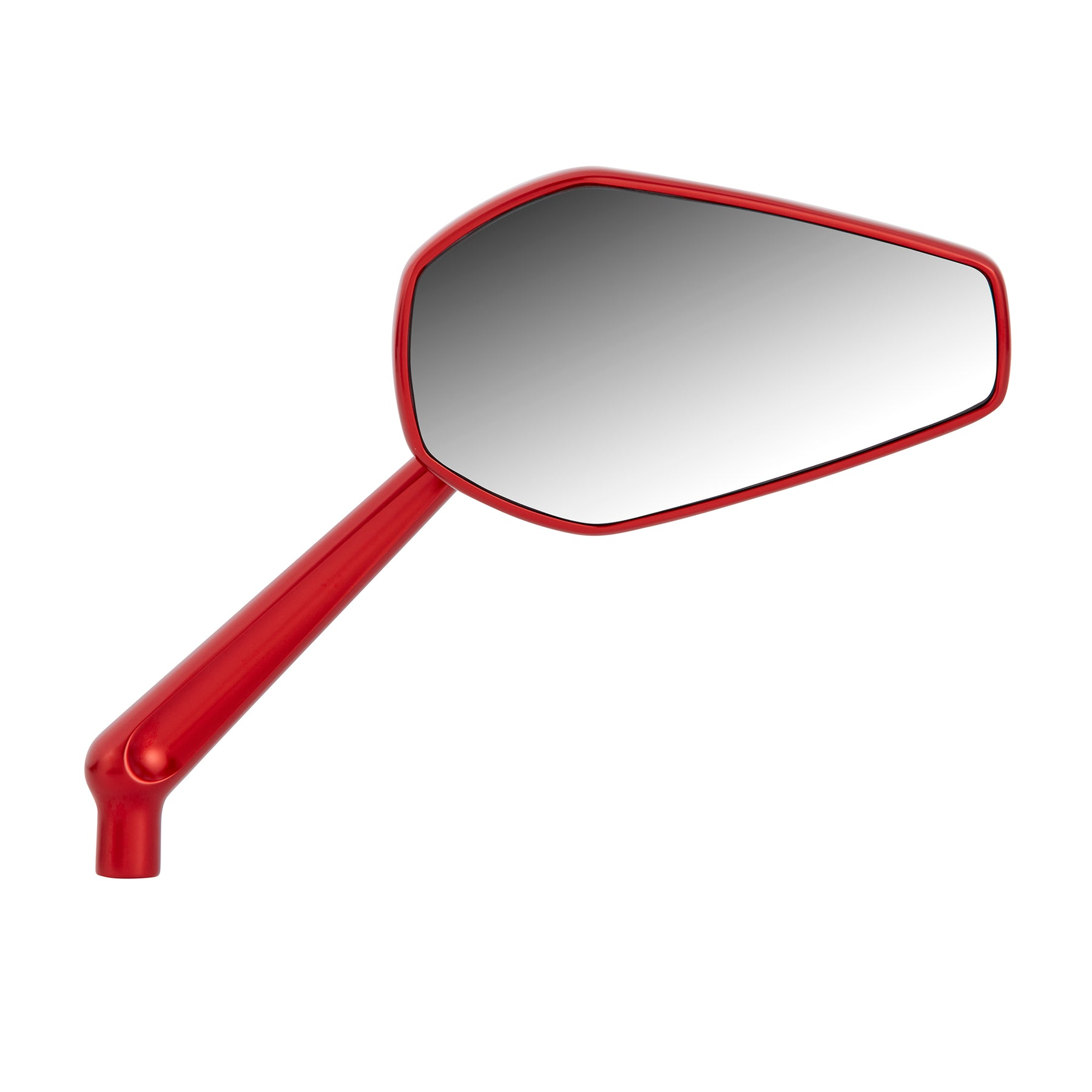 Mini Stocker Forged Mirrors, Red