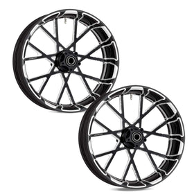 Scout ProCross Forged Wheels, Black