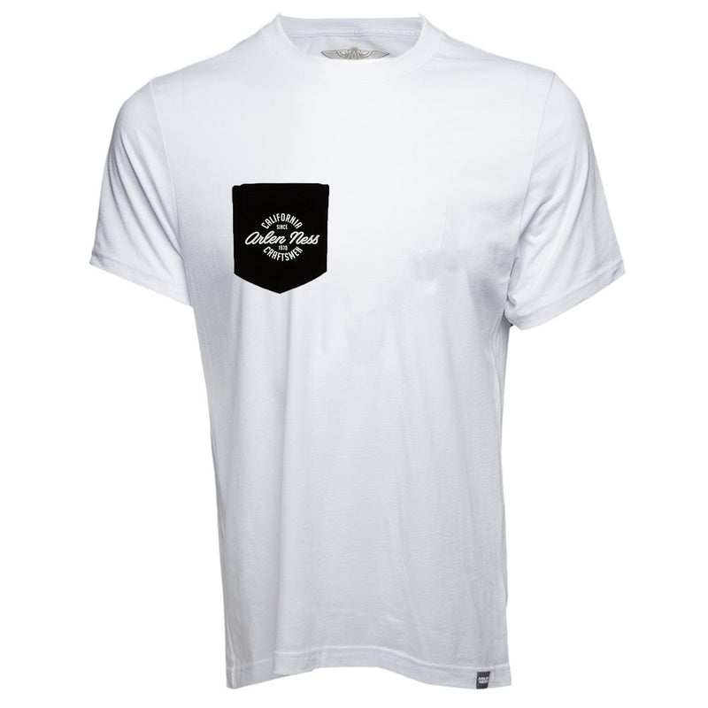Cali Clean Pocket T-Shirt