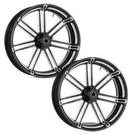 Scout 7-Valve Forged Wheels, Black