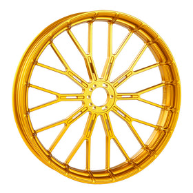 Y-Spoke Forged Wheels, Gold