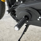 AirTrax Footpegs, Chrome
