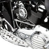 Deep Cut Horn Kit, Chrome