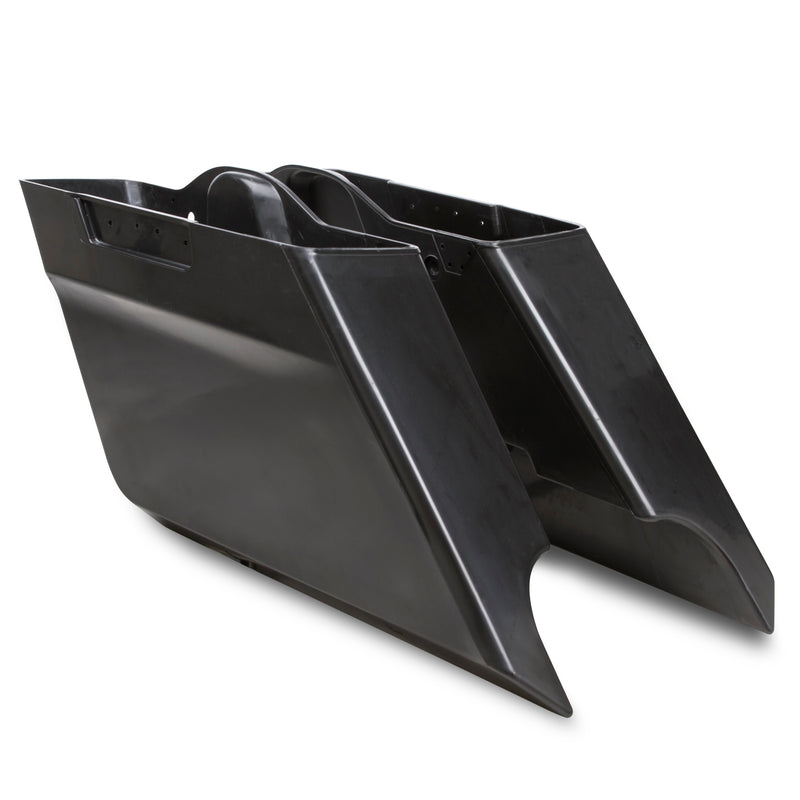 Down-N-Out Stretched Saddlebags, ABS