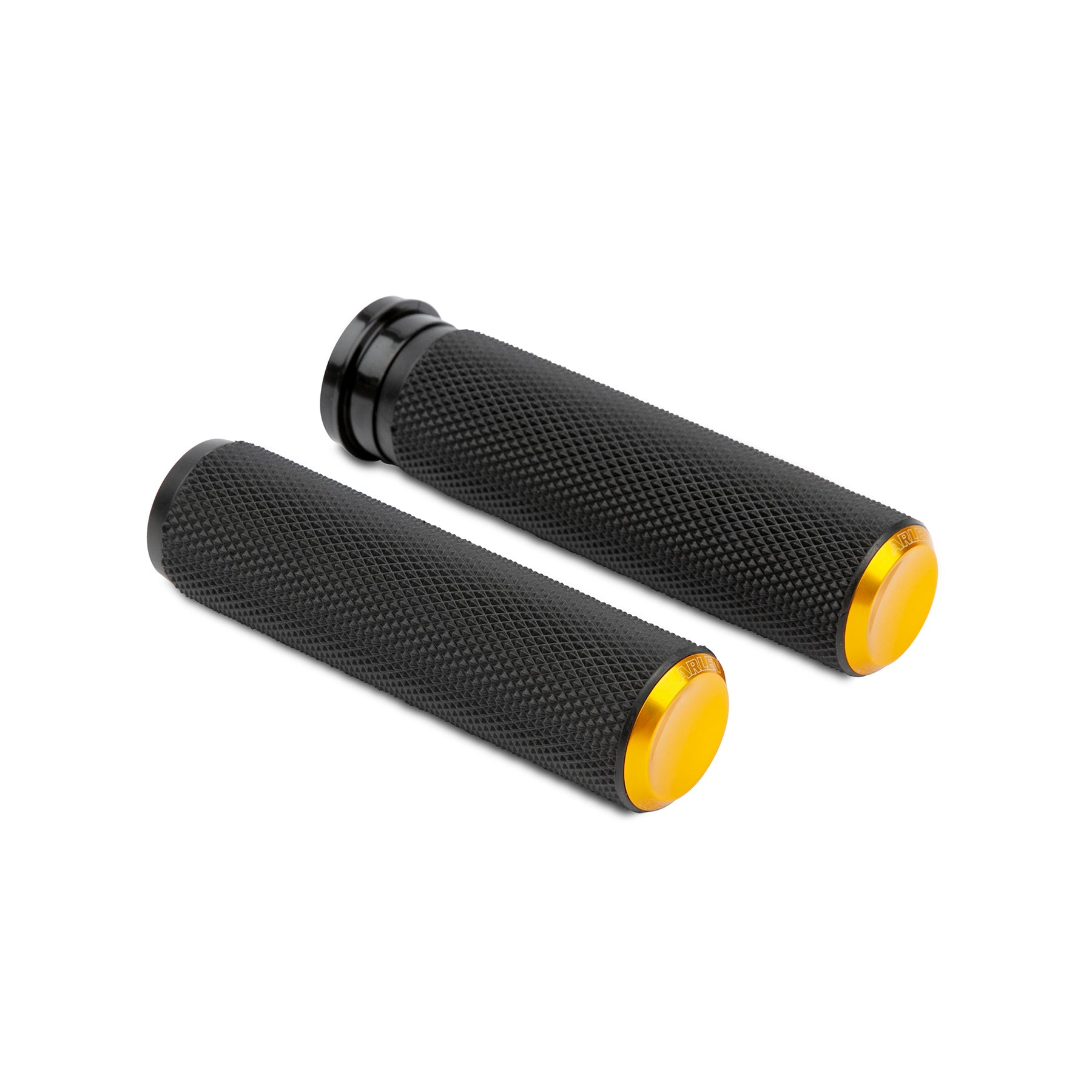 Knurled Grips, Gold