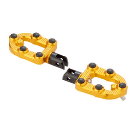 Ness-MX Footpegs, Gold