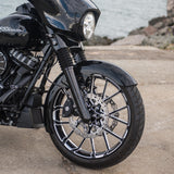 Steel Rapper Front Fenders, Softail Models