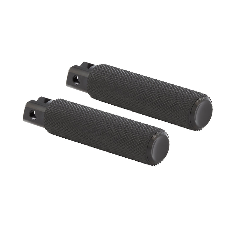 Knurled Footpegs for Scout®, Black