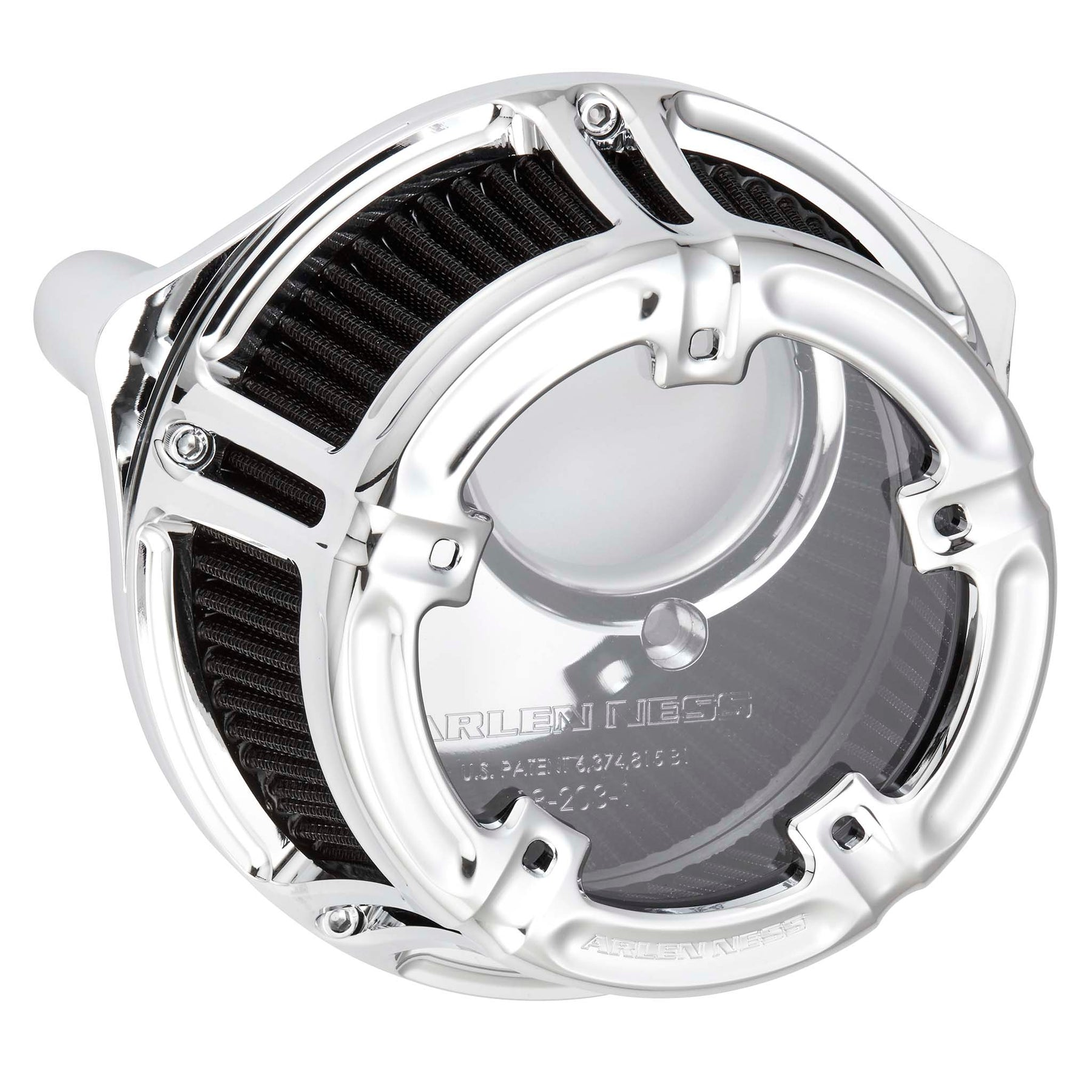 Method Air Cleaner, Chrome