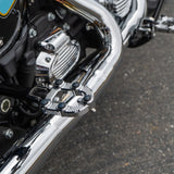 Ness-MX Footpegs, Chrome