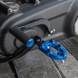 Ness-MX Footpegs, Blue