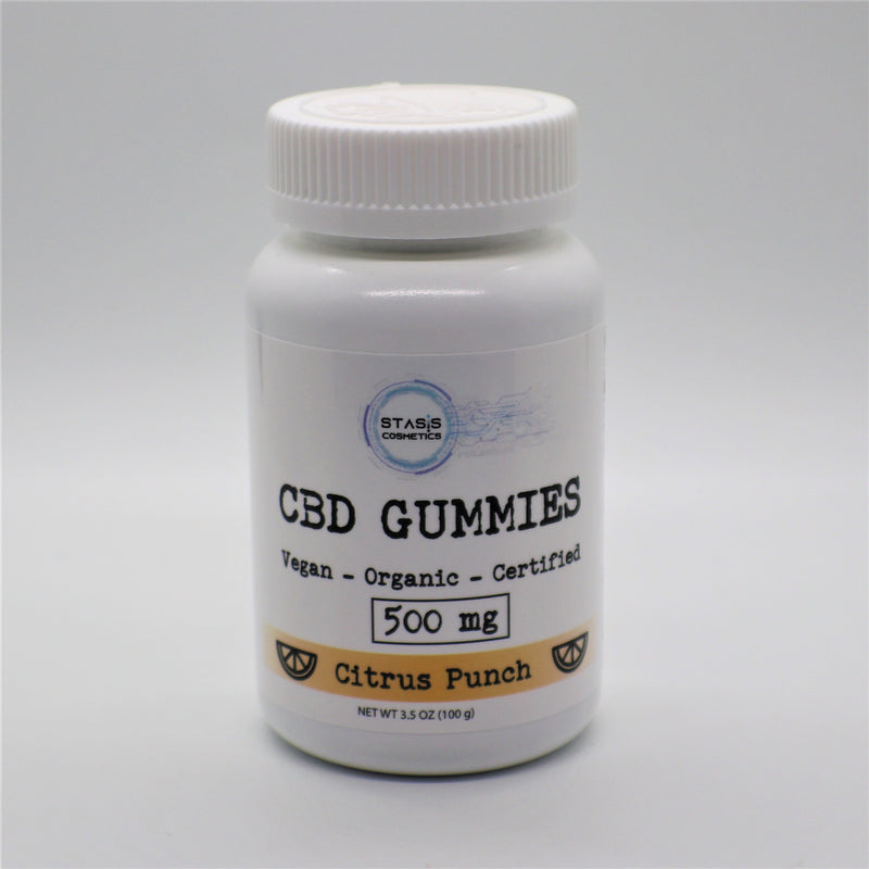 Vegan Organic CBD Gummies and Del-ta 8 gummies
