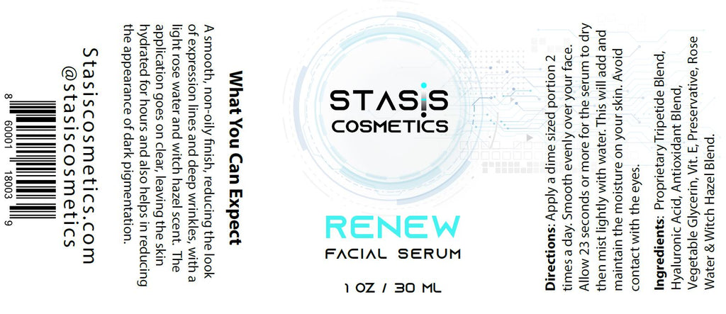 RENEW - Matifying Face Serum
