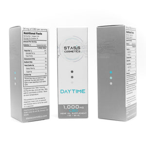 DAYTIME - CO2-Extracted Hemp Oil Extract Supplement