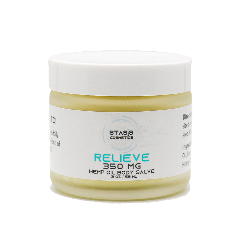 RELIEVE - (350 mg CBD) - PAIN SALVE