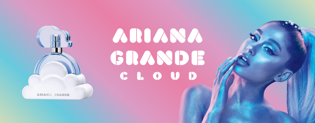 ariana grande cloud perfume 3.4 1.7 1.0 100ml 50ml 30ml