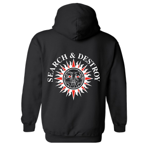 Search & Destroy Zip Hoodie