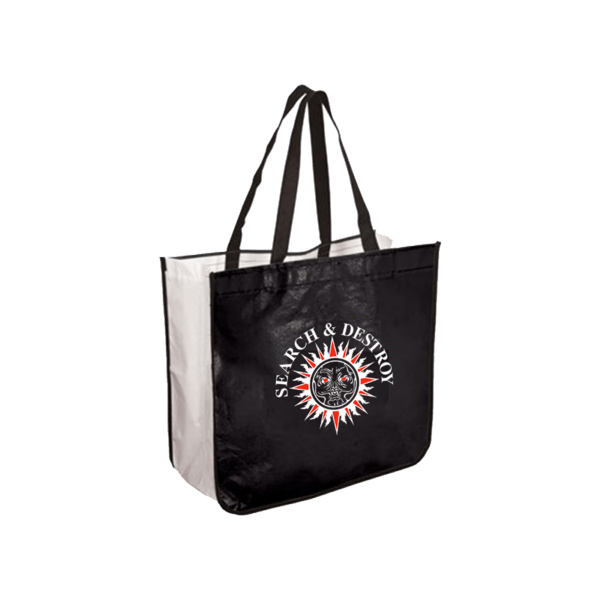 Henry Rollins - Search & Destroy Tote