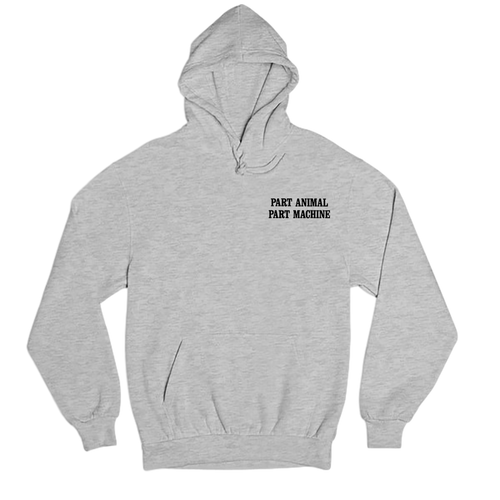 Search & Destroy Grey Pullover Hoodie