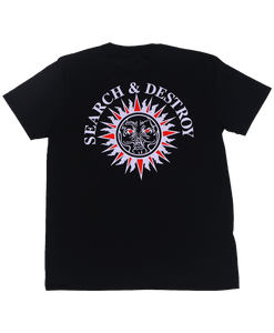Search & Destroy Black T-shirt