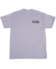 Load image into Gallery viewer, Henry Rollins - Search & Destroy Grey T-Shirt
