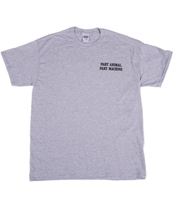 Henry Rollins - Search & Destroy Grey T-Shirt