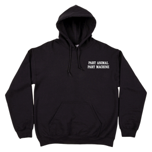 Search & Destroy Black Pullover Hoodie