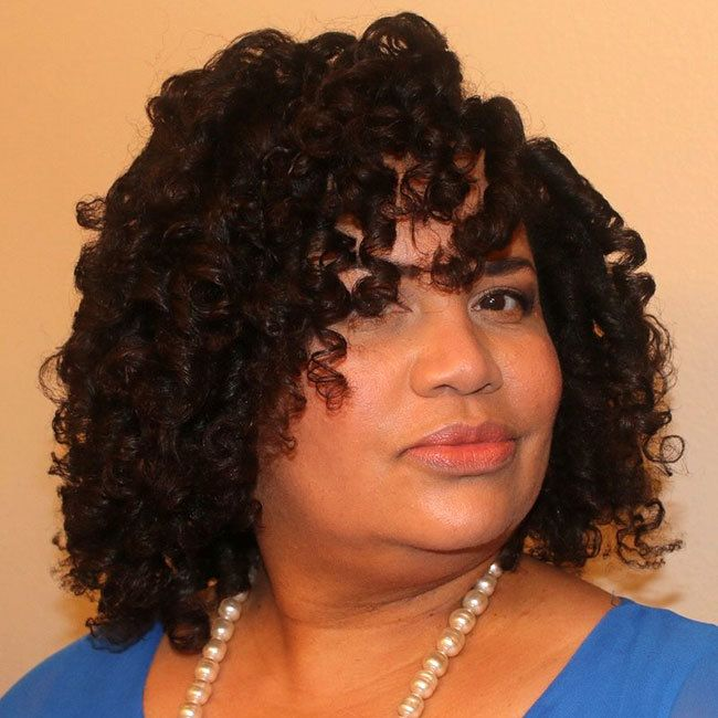 Angela Fields, CEO & Founder, CurlyCoilyTresses