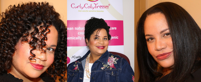 Angela Fields, Creator & Founder CurlyCoilyTresses, in Authority Magazine