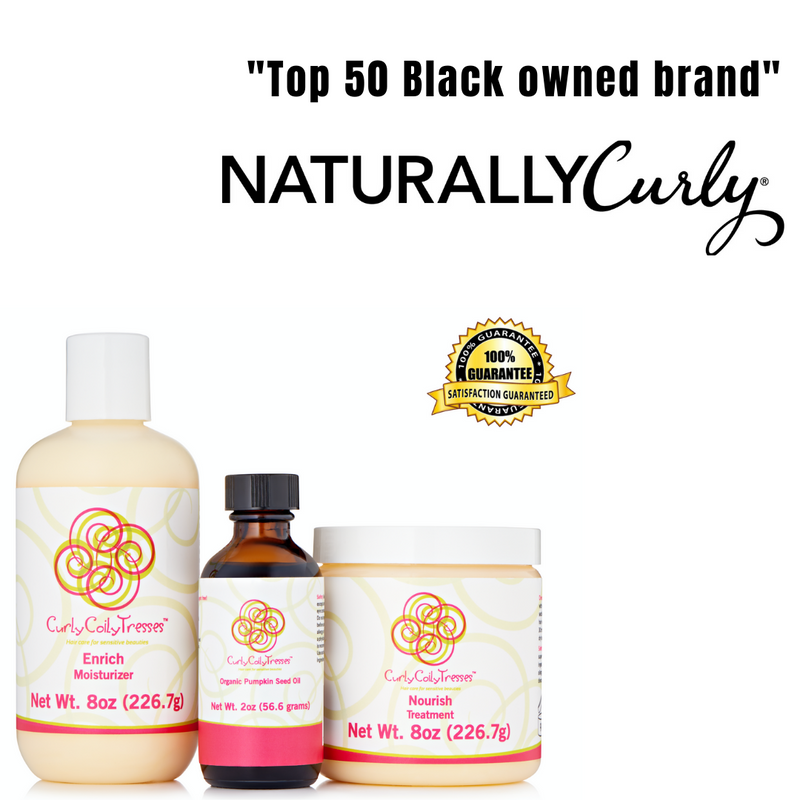 CurlyCoilyTresses NaturallyCurly mention