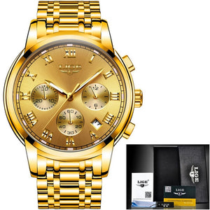 Masculino Prestige Luxury Watch