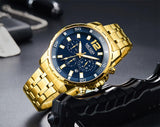FUSION GOLD MEGIR WATCH