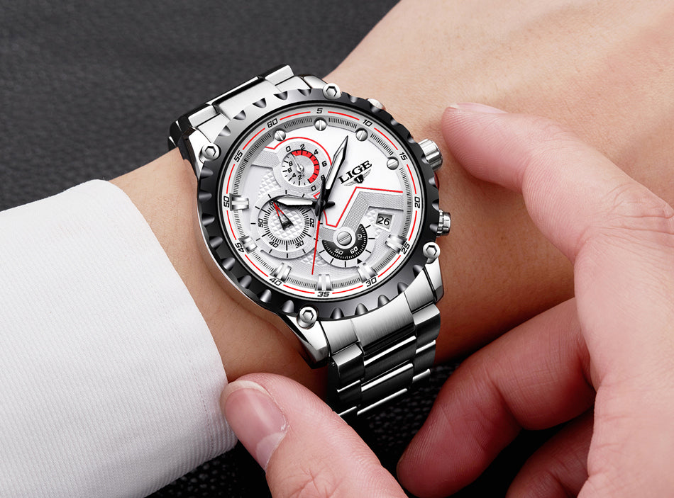 Business Waterproof Watch